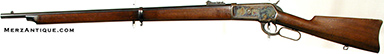 WINCHESTER MODEL 1886 MUSKET IN 45-70
